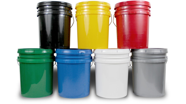 Pail Color Options