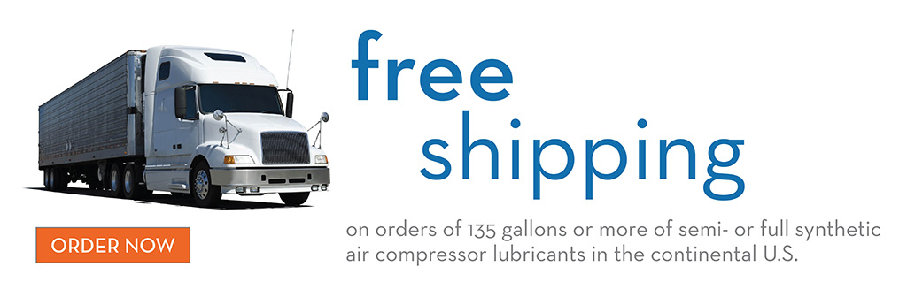 Free Shipping on order 135 gallons or more!