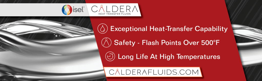 Caldera Heat Transfer Flui8ds